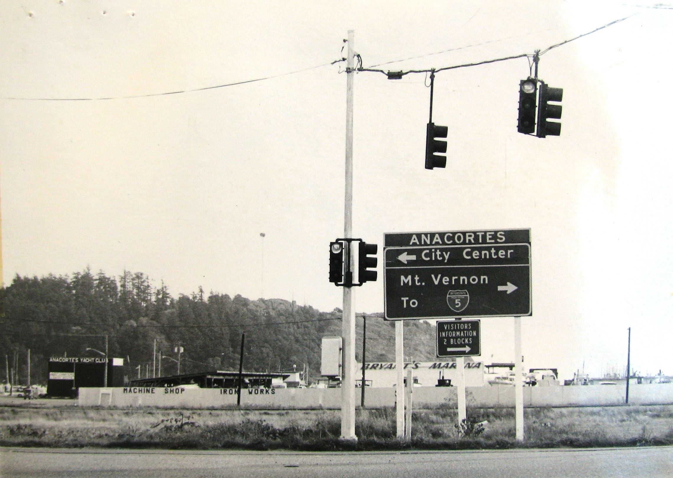 12th and Commercial East 1969