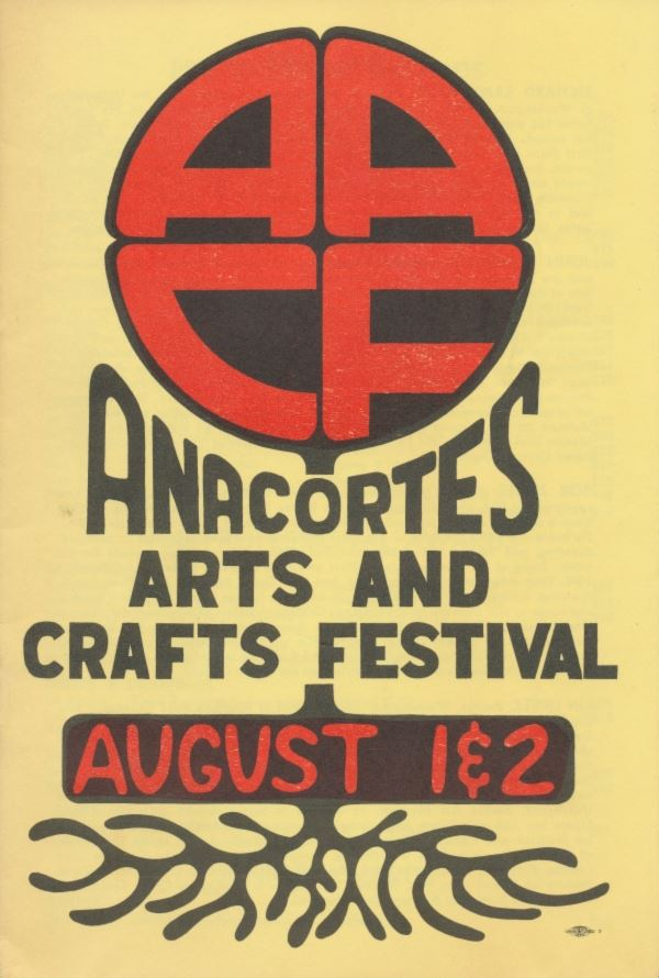 Anacortes Arts and Crafts Festival Poster