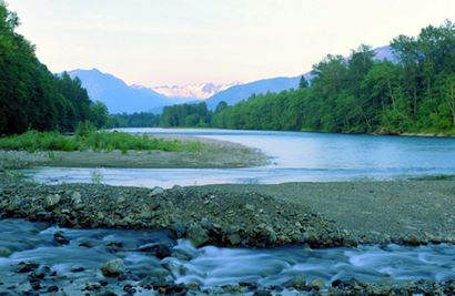 The Skagit River